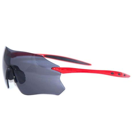 Óculos Ciclismo Absolute Prime SL Vermelho Lente Fumê - Óculos de Ciclismo  / Corrida - Magazine Luiza