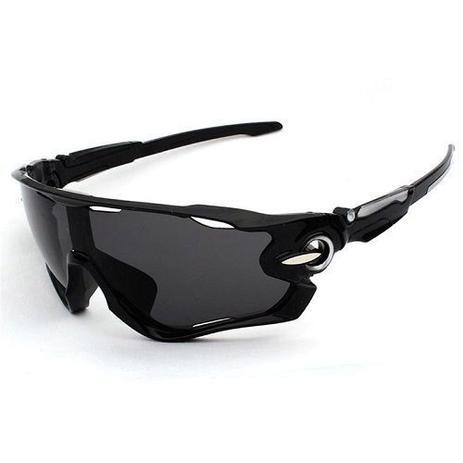 5a4393ec0 Óculos Ciclismo Bike MTB 9270 Esportes Uv 400 Preto + Case - Lei li imports