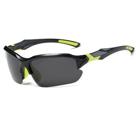 b22f9ece2 Menor preço em Óculos Ciclismo Bike MTB 9301 Esportes Polarizado Uv400  Preto/Amarelo + Case
