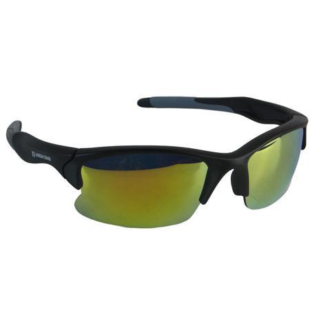 c68fcd4c57271 óculos Ciclismo HIGH ONE IRON com 3 Lentes AMAR ESP TRANSP FUME Preto e  Cinza