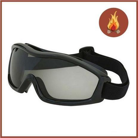 Óculos D Protect Escuro Amplavisão Com Certificação MTE - Danny ... 6606f83617