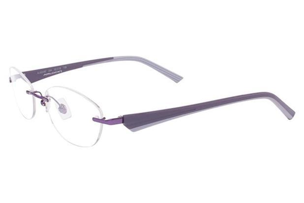 d066d193f Óculos de Grau Airlock 820 80 254/52 Roxo - Óptica - Magazine Luiza
