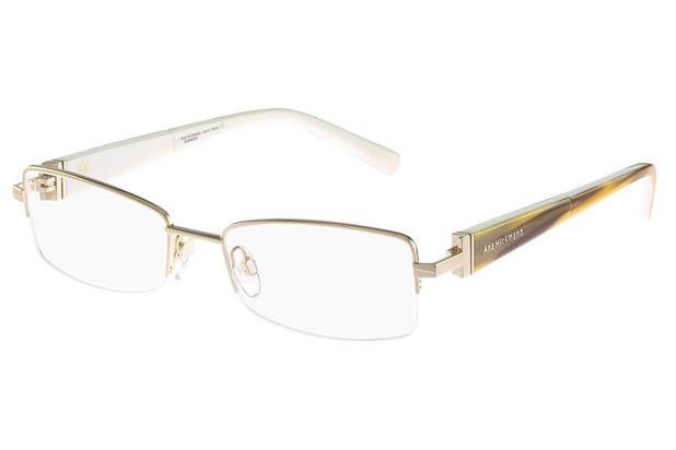 db7c41fe5 Óculos de Grau Ana Hickmann AH1266 04A/51 Dourado - Óptica ...