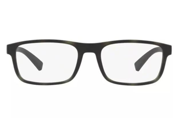 d6caa4ae7 Óculos de Grau Armani Exchange AX3046L 8228/54 Havana Fosco ...