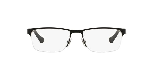 Óculos de Grau Arnette AN6096L 501 Preto Lente Tam 54 - Óptica ... 0de01426df