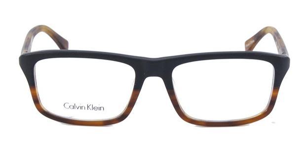 Óculos de Grau Calvin Klein CK5839 Tartaruga Preto - Óptica ... b12061a77f