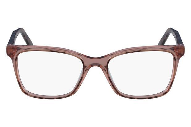 e114556d6 Óculos de Grau Calvin Klein CK8580 643/52 Tartaruga Rosa ...