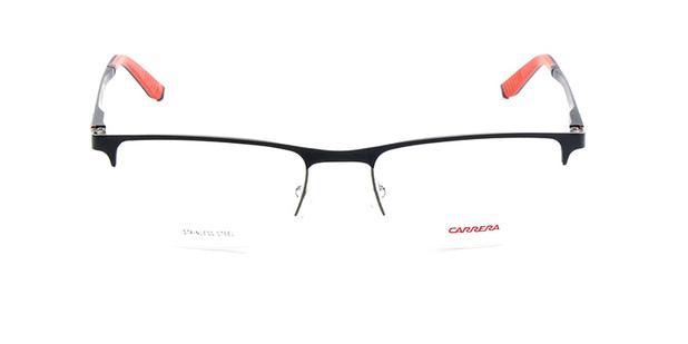 Óculos de Grau Carrera CA8810 Preto Vermelho - Óptica - Magazine Luiza d21580f92d