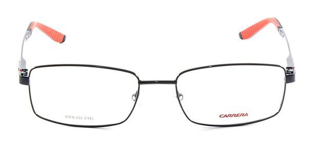 Óculos de Grau Carrera CA8812 Preto Vermelho - Óptica - Magazine Luiza df8b5521e8