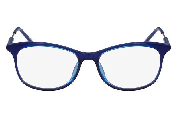 1ad5dca029b29 Óculos de Grau Ck CK5976 412 54 Azul - Calvin klein - Óptica ...