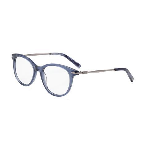 96cd15d8853d9 Óculos de Grau Colcci Feminino C6090 DB4 - Acetato Azul Translucido ...