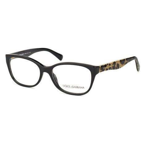 09ae7af5145c4 Óculos de Grau Dolce Gabbana Dg3136 2525 55X16 140 - Óptica ...