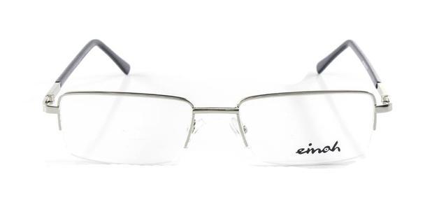 b9136bab29e78 Óculos de Grau Einoh 006 Prata - Óculos de grau masculino - Magazine ...