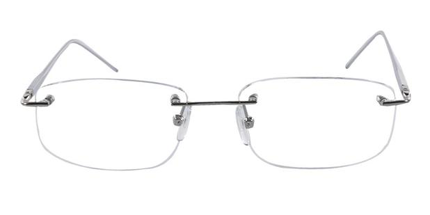 Óculos de Grau Einoh HC1110 Prata - Acessórios de moda - Magazine Luiza ab588223b5