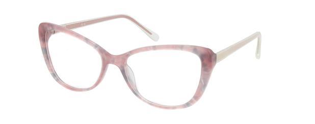 Óculos De Grau Einoh MB2688 C4 Rosa Estampado Lente Tam 55 - Óptica ... 008342fe06