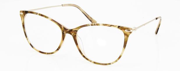 Óculos De Grau Einoh MB2804 C2 Nude Estampado Lente Tam 54 - Armação ... 53943dea0e