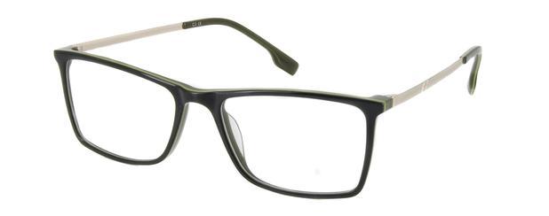 c84183c066b77 Óculos De Grau Einoh MB2999 C3 Verde Escuro Lente Tam 55 - Óptica ...