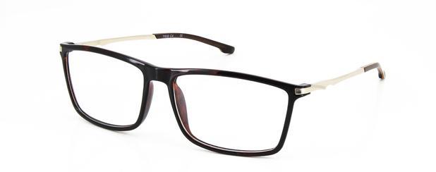 Óculos De Grau Einoh MT2695 C4 Marrom Lente Tam 57 - Óptica ... 84a62db17d