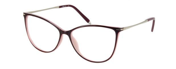 Óculos De Grau Einoh MT2889 C4 Marrom Lente Tam 54 - Óptica ... 2b26537030