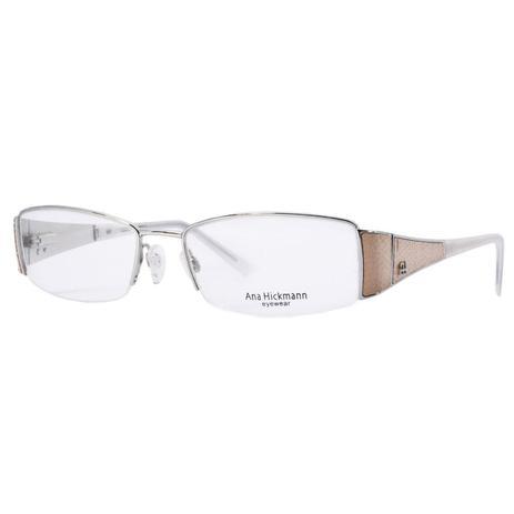 313a945990b Óculos De Grau Feminino Ana Hickmann AH1168 03BA Tam.52 - Ana hickmann  original