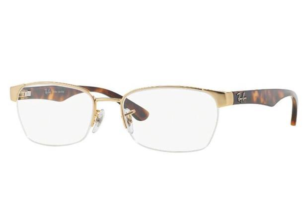Óculos De Grau Feminino Ray Ban RB6315 2730 Tam.52 - Ray ban original 1818d9ab80
