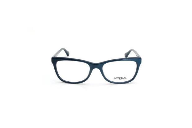 ad97729e4 Oculos de Grau Feminino Vogue Acetato Quadrado Verde - Óculos de ...