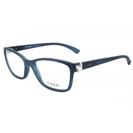 b055d61c0 Menor preço em Óculos De Grau Feminino Vogue VO2895BL 2209 Tam.53 - Vogue  original