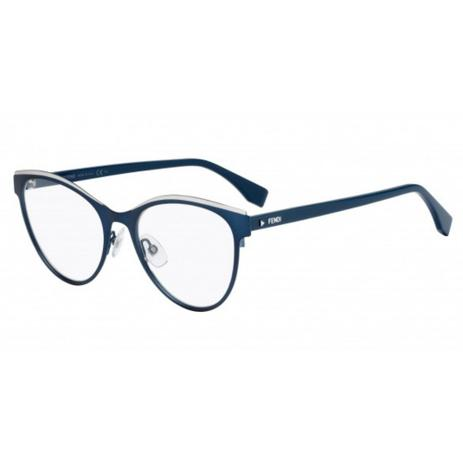 03d8b5c19 Óculos de Grau Fendi 0278 ZI9 - Óptica - Magazine Luiza
