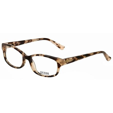 Óculos de Grau Guess Acetato Havana Rosa - Guess - Óculos de grau ... 02801679eb