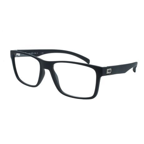 6754bec2223d8 Óculos de Grau HB Masculino Acetato Polytech Preto - M.93108 C762 - Hb -  hot butterd