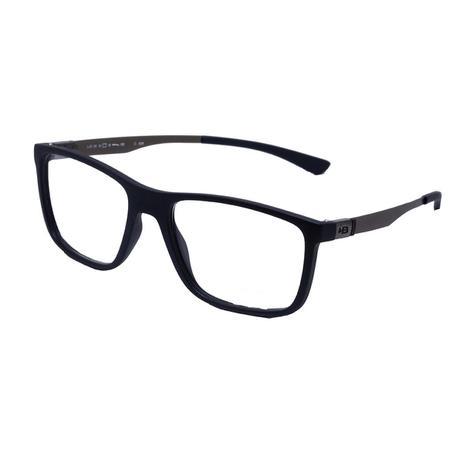 042472ca7 Óculos de Grau HB Masculino M.93138 C626 - Acetato Preto e Cinza - Hb - hot  butterd