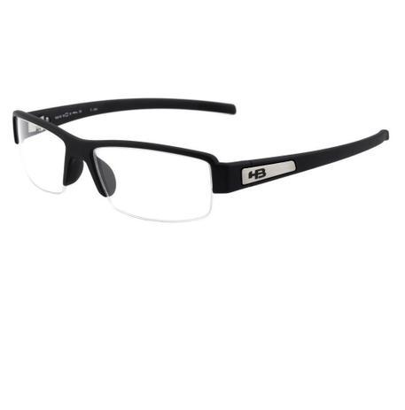 4652431b5 Óculos de Grau HB Polytech M 93102 001 Preto Fosco 5,6 cm - Óculos ...