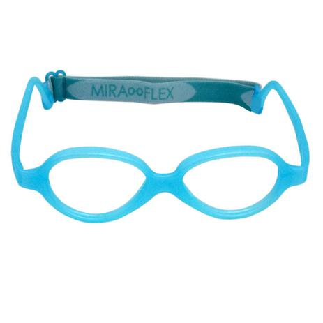 Óculos De Grau Infantil Miraflex Silicone 1 a 3 Anos Baby One Tam.37 - Miraflex  original 5ce713849b