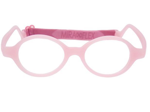Óculos de Grau Infantil Miraflex Silicone 2 a 5 Anos Baby Lux + Tam.38 -  Miraflex original 1fa982a0d7