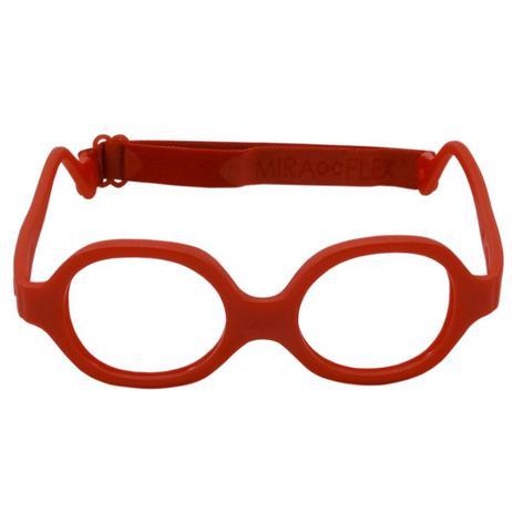 Óculos De Grau Infantil Miraflex Silicone 2 a 5 Anos Maxi Baby Tam.38 - Miraflex  original 80a0b873a0