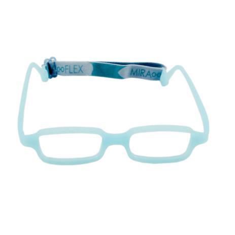 Óculos De Grau Infantil Miraflex Silicone 3 a 6 Anos New Baby 1 Tam.39 - Miraflex  original 52b48c4f98