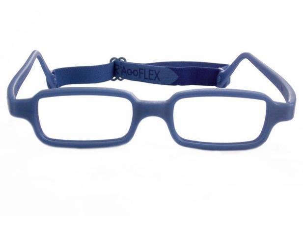 45ee4edf5 Óculos De Grau Infantil Miraflex Silicone 5 a 8 Anos New Baby 2 Tam.42 -  Miraflex original
