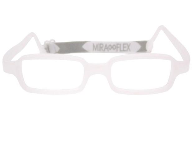 73aafadde Óculos De Grau Infantil Miraflex Silicone 5 a 8 Anos New Baby 2 Tam.42 -  Miraflex original