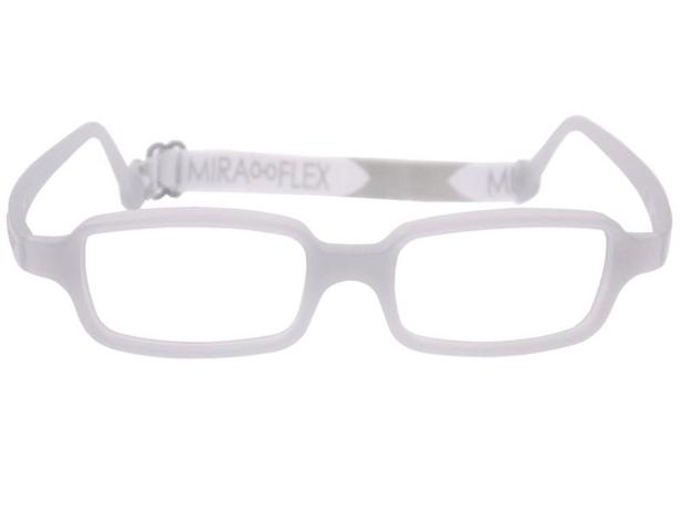 b62c266a779fb Óculos De Grau Infantil Miraflex Silicone 8 a 11 Anos New Baby 3 Tam.45