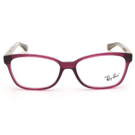 c76ca0e88 Óculos de Grau Infantil Ray Ban RB1571L 3713 50 - Óptica - Magazine ...