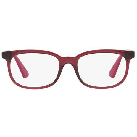 b8a2296a7 Óculos de Grau Infantil Ray Ban RB1584 3760 48 - Óptica - Magazine Luiza