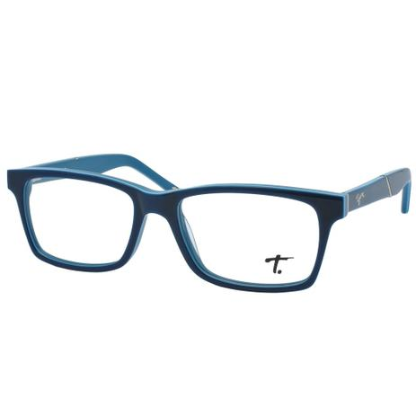3f4366f46 Óculos de Grau Infantil Tigor T. Tigre Masculino VTT091 C03 - Acetato Verde