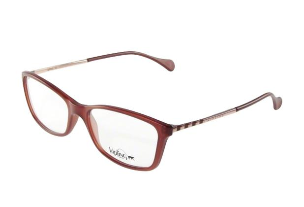 1af3e1727f444 Óculos de Grau Kipling + Brinde KP3056 B728 Tam.52 - Óptica ...