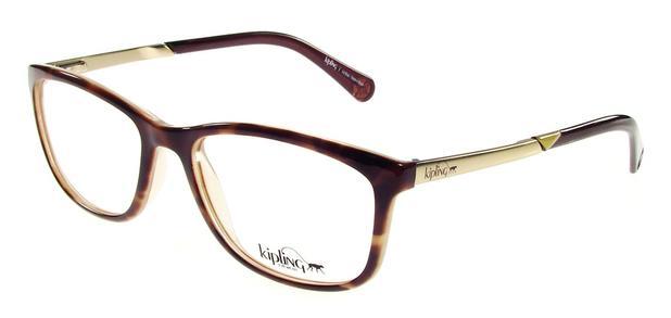 Óculos de Grau Kipling KP3061 C282 Tartaruga Lente Tam 51 - Óptica ... 94fe5cca3a