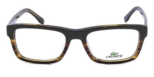 Óculos de Grau Lacoste L2740 Marrom Tartaruga - Óptica - Magazine Luiza 5e2ddee276