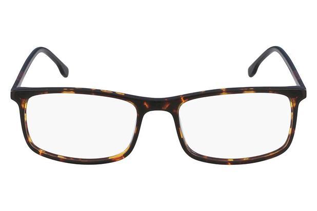 Óculos de Grau Lacoste L2808 220 55 Tartaruga Vermelho - Óptica ... 5a8f869b22