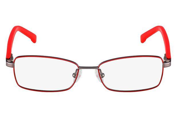 59be809a29ef4 Óculos de Grau Lacoste L3102 045 48 Prata - Óptica - Magazine Luiza