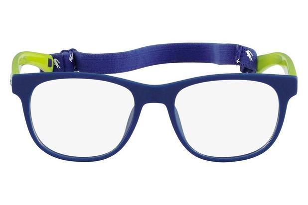 c814dc8b4fbdb Óculos de Grau Lacoste L3621 414 47 Azul Fosco - Óptica - Magazine Luiza