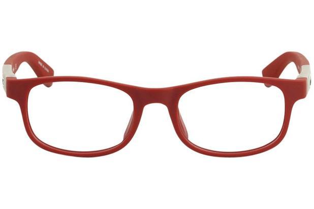 a9739deadc1bb Óculos de Grau Lacoste L3627 615 50 Vermelho Fosco - Óptica ...