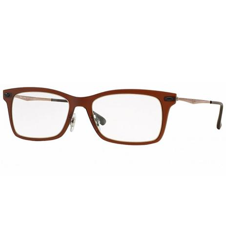 Óculos De Grau Light Ray Titânio Ray Ban RB7039 5450 Tam.51 - Ray ban  original e32581e0ec
